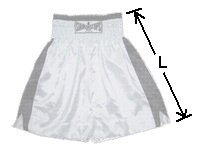 SIAMTOPS Boxing Trunks size