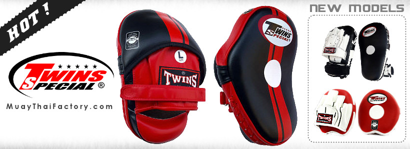 Twins Special Muay Thai Pads - Focus Mitts 2020
